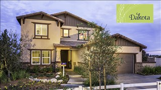 New Homes in Murrieta California CA - Dakota by D.R. Horton