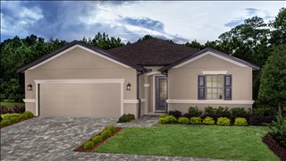 New Homes in Florida FL - Tuscany Woods by KB Home