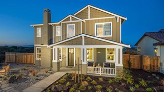New Homes in California CA - Promenade at East Garrison by Benchmark Communities