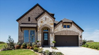 New Homes in Texas TX - K. Hovnanian Homes at Canyon Falls by Newland Communities