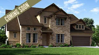 New Homes in Texas TX - Monterey Homes at Canyon Falls by Newland Communities