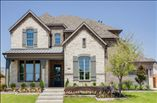 New Homes in Dallas Texas TX - Drees Custom Homes at Canyon Falls by Newland Communities