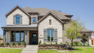 New Homes in Texas TX - Drees Custom Homes at Canyon Falls by Newland Communities