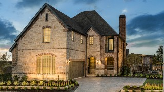 New Homes in Texas TX - The Village at Twin Creeks  by American Legend Homes