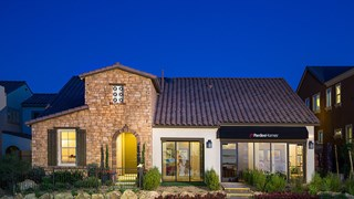 New Homes in Las Vegas Nevada NV - Castle Rock at Eldorado  by Pardee Homes