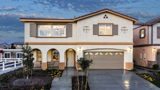 New Homes in Fontana California CA - Madison Square by Frontier Communities