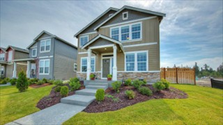 New Homes in Seattle Washington WA - Oakridge Homes at Tehaleh by Newland Communities
