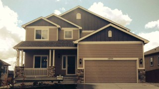 New Homes in Colorado Springs Colorado CO - Stonewater at Northgate by Saint Aubyn Homes