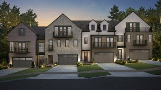 New Homes in Georgia GA - Overture at Encore by John Wieland Homes