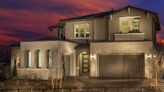 New Homes in Las Vegas Nevada NV - Allegra by William Lyon Homes