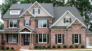 New Homes in Georgia GA - Harcrest Homes at Sterling On The Lake by Newland Communities