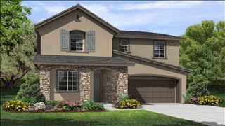 New Homes in California CA - Veranda at RiverPark by K. Hovnanian Homes
