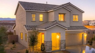 New Homes in Las Vegas Nevada NV - Fort Apache Ranch Creek III by D.R. Horton
