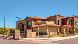 New Homes in - Desert Village at Sonoaran Foothills by Homes by Towne