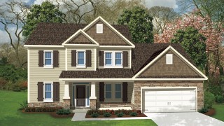 New Homes in Georgia GA - Jones Mill by Keystone Homes
