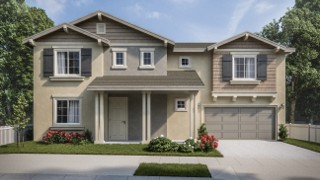 New Homes in California CA - The Bridges by Comstock Homes