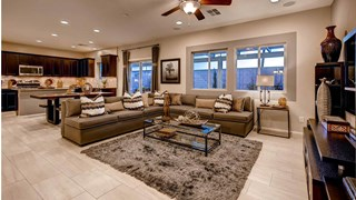 New Homes in Las Vegas Nevada NV - Spanish Ranch by D.R. Horton