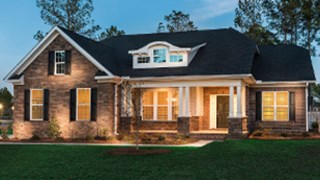 New Homes in Georgia GA - Brookhaven at Buckhead East by Mungo Homes
