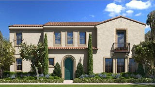 New Homes in Orange County California CA - Legado at Portola Springs by Brookfield Residential