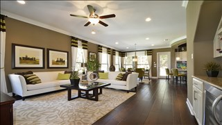 New Homes in Texas TX - The Park At Brushy Creek by MileStone Community Builders