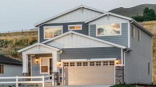 New Homes in Utah UT - Westgate by Liberty Homes