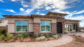 New Homes in Phoenix Arizona AZ - Gehan Homes at Estrella  by Newland Communities