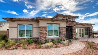 New Homes in Goodyear Arizona AZ - Palazzo at Estrella  by Gehan Homes