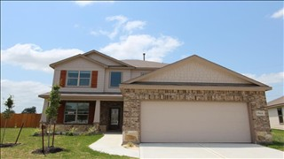 New Homes in Texas TX - Rodeo Palms by Saratoga Homes
