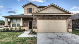 New Homes in Texas TX - Sunset Ridge  by Saratoga Homes