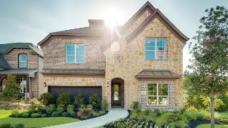 New Homes in Texas TX - Belmont Woods by Impression Homes