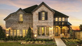 New Homes in Texas TX - Prairie View by American Legend Homes