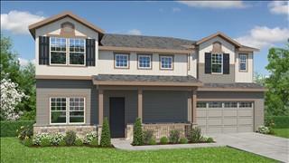 New Homes in Denver Colorado CO - Park Preserve by D.R. Horton