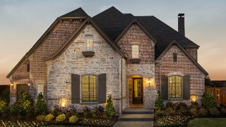New Homes in - Hunters Glen  by American Legend Homes
