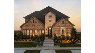 New Homes in Texas TX - The Commons at Artesia by American Legend Homes