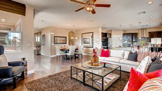 New Homes in Las Vegas Nevada NV - Sunset Cove by D.R. Horton