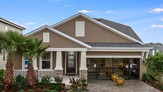 New Homes in Tampa Bay Florida FL - Beazer Homes at FishHawk Ranch by Newland Communities