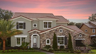 New Homes in Tampa Bay Florida FL - David Weekley Homes at FishHawk Ranch by Newland Communities