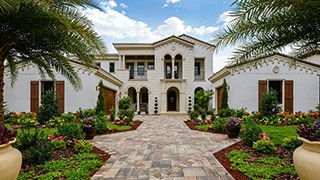 New Homes in Florida FL - Sabal Homes at FishHawk Ranch by Newland Communities