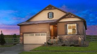 New Homes in Denver Colorado CO - Richmond American Homes at Anthem by Newland Communities