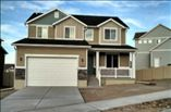 New Homes in Salt Lake City Utah UT - Rosecrest by Hallmark Homes Utah