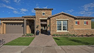 New Homes in Phoenix Arizona AZ - Victory at Verrado by David Weekley Homes