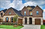 New Homes in Dallas Texas TX - The Parks at Legacy by Plantation Homes