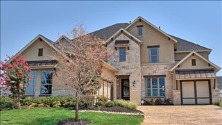 New Homes in Texas TX - Parkside West 60' by Plantation Homes