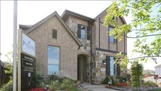 New Homes in Arlington Texas TX - Viridian Chalet Series by Plantation Homes