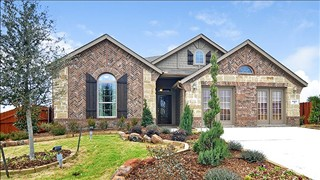 New Homes in Dallas Texas TX - Fossil Park 60' by Plantation Homes