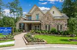 New Homes in Texas TX - The Meadows at Imperial Oaks 60' by Plantation Homes