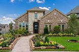 New Homes in Texas TX - The Meadows at Imperial Oaks 50' by Plantation Homes