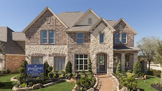 New Homes in Texas TX - Meridiana by Plantation Homes