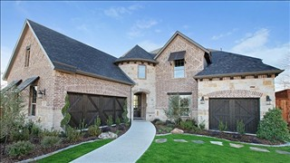 New Homes in Dallas Texas TX - Bordeaux at Lake Highlands by Coventry Homes