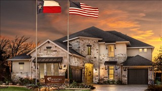 New Homes in Texas TX - Canyon Falls by Coventry Homes